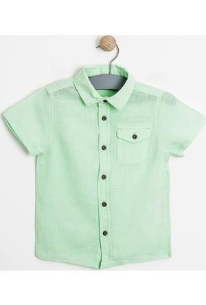Soobe Erkek Garson Gömlek Açık Yeşil