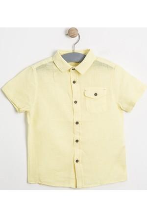 Soobe Erkek Garson Gömlek Keskin Sarı