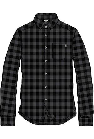 Jack & Jones Jcojacob Siyah Erkek Gömlek 12113456 Blc