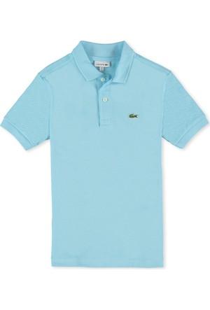 Lacoste Erkek Çocuk Polo T-Shirt Açık Mavi L18121