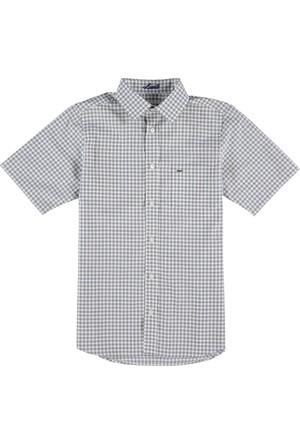 Lacoste Erkek Çocuk Gömlek Gri CJ59011