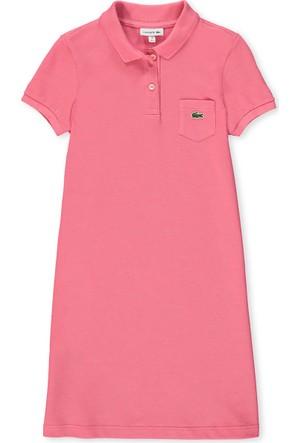 Lacoste Kız Çocuk Elbise Pembe EJ7545.BV61