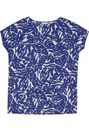 Lacoste Kız Çocuk Elbise Mavi EJ59441