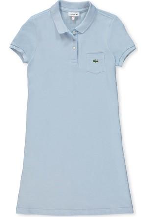 Lacoste Kız Çocuk Elbise Mavi EJ75451