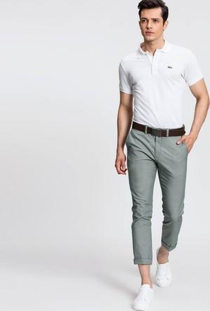 Lacoste Erkek Pantolon Yeşil HH06051