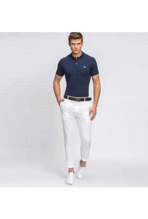 Lacoste Erkek Pantolon Beyaz HH06401