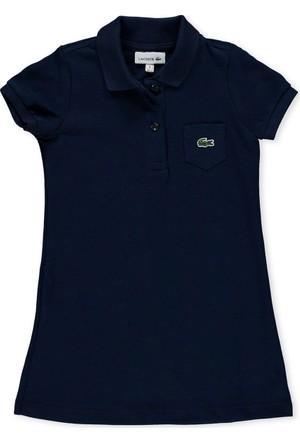 Lacoste Kız Çocuk Elbise Gri EJ75451