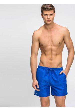 Lacoste Erkek Mayoşort Mavi MH06311