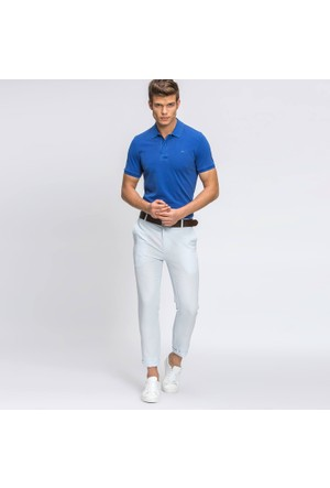 Lacoste Erkek Pantolon Mavi HH06401