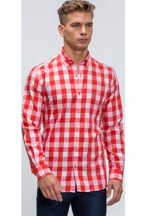 Lacoste Erkek Gömlek Pembe CH06261