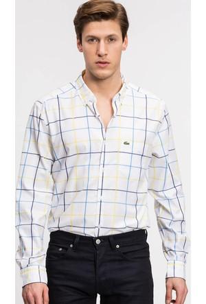 Lacoste Erkek Gömlek Sarı CH06301