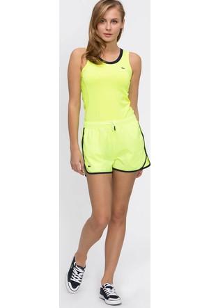 Lacoste Kadın Şort Sarı GF59871