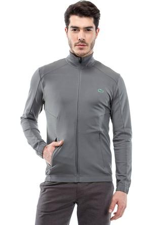 Lacoste Erkek Sweatshirt Gri SH0521