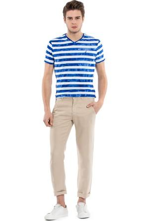 Nautica Erkek Pantolon Bej P61004T