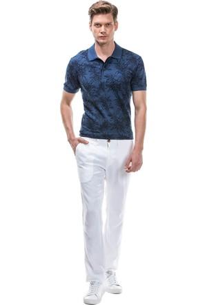 Nautica Erkek Pantolon Beyaz P54102T