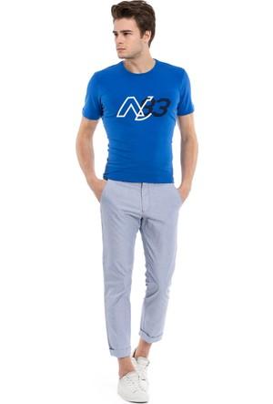 Nautica Erkek Pantolon Lacivert P61052T