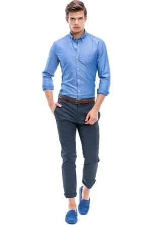 Nautica Erkek Pantolon Lacivert P61053T