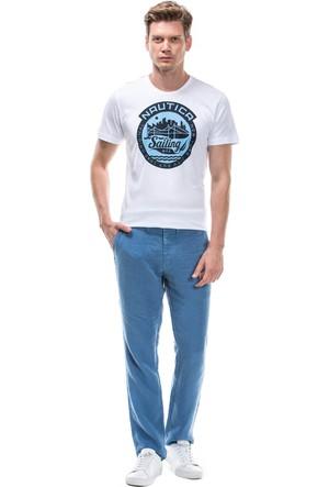 Nautica Erkek Pantolon Mavi P54102T