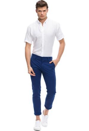 Nautica Erkek Pantolon Mavi P61010T.4JG