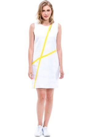 Nautica Kadın Elbise Beyaz 61D222
