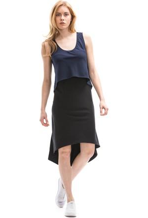 Nautica Kadın Elbise Gri 61D101