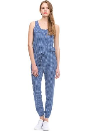 Nautica Kadın Tulum Mavi 549P417