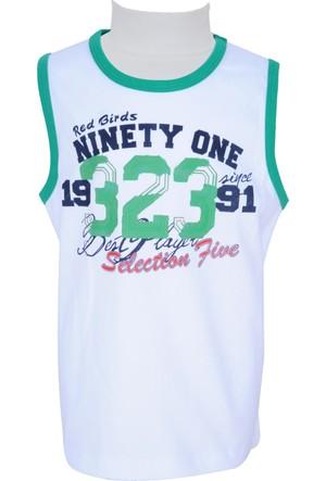 Zeyland Erkek Çocuk Yeşil Atlet - 71KL1754