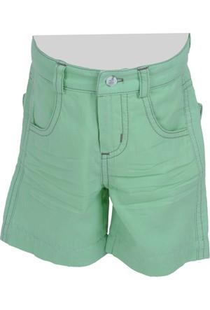 Zeyland Erkek Çocuk Yeşil Bermuda - 71M1YSF02