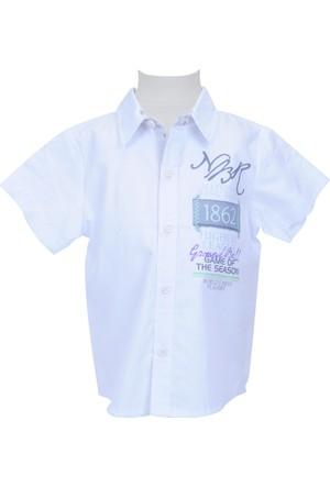 Zeyland Erkek Çocuk Beyaz Gömlek - 71M1YSF81