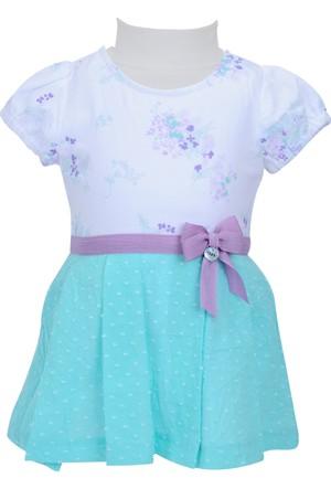 Zeyland Kız Çocuk Beyaz Elbise - 71M2LJG31