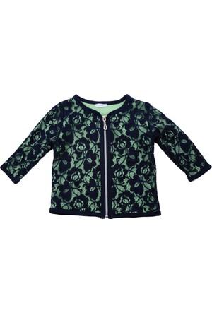 Zeyland Kız Çocuk Lacivert Ceket - 71M2YSR26