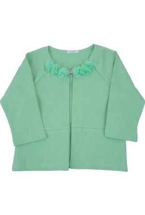 Zeyland Kız Çocuk Yeşil Ceket - 71M2YSR27
