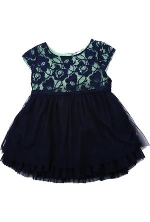 Zeyland Kız Çocuk Lacivert Elbise - 71M2YSR32