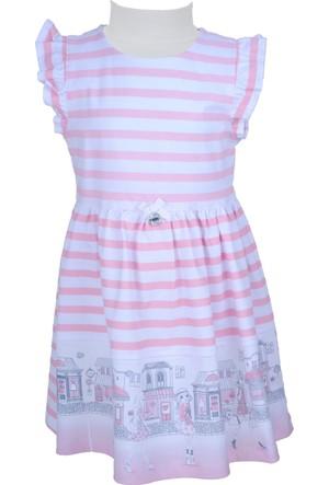 Zeyland Kız Çocuk Pembe Elbise - 71M4CFA36