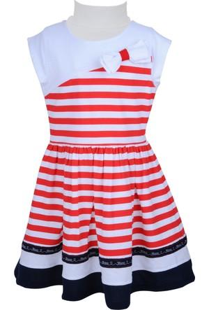 Zeyland Kız Çocuk Kırmızı Elbise - 71M4CRE37