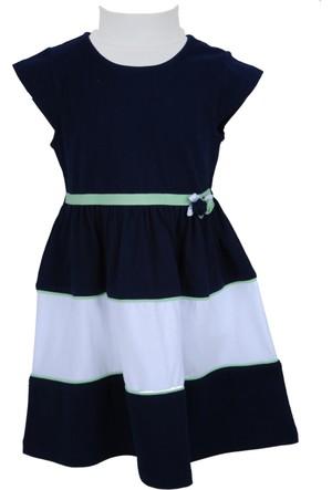 Zeyland Kız Çocuk Lacivert Elbise - 71M4DSR36