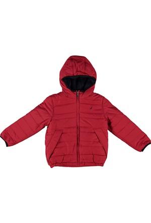 Nautica Erkek Çocuk Mont Kırmızı N429001Q