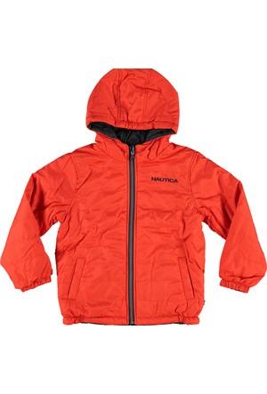 Nautica Erkek Çocuk Mont Kırmızı N429098Q