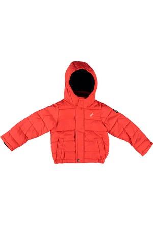 Nautica Erkek Çocuk Mont Kırmızı N429101Q