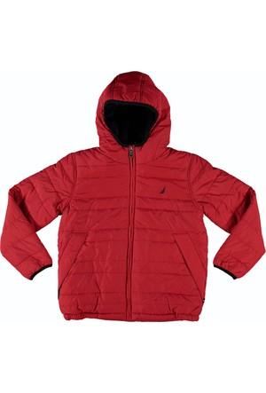 Nautica Erkek Çocuk Mont Kırmızı N829001Q