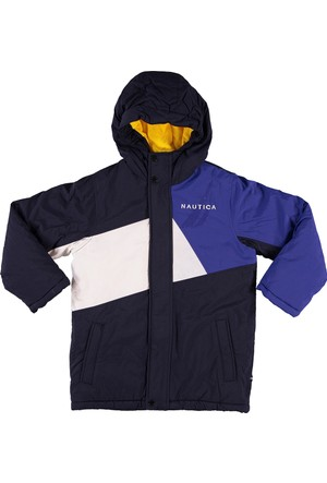 Nautica Erkek Çocuk Mont Lacivert N829014Q