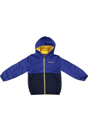 Nautica Erkek Çocuk Mont Mavi N429009Q