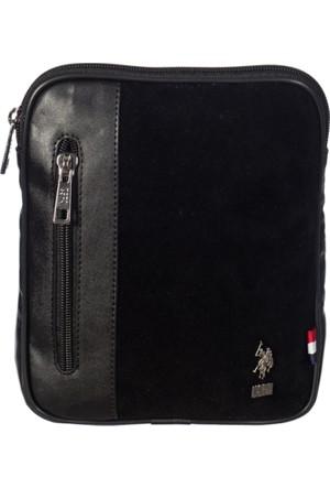 U.S. Polo Assn. Çapraz Çanta Plevr6750 Siyah