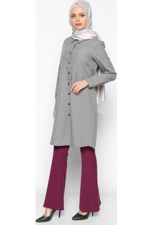 Klasik Pantolon - Vişne - Bürün