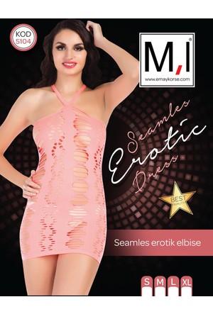 Emay Seamless (Dikişsiz) Erotik Elbise - 5104