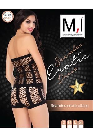 Emay Seamless (Dikişsiz) Erotik Elbise - 5094