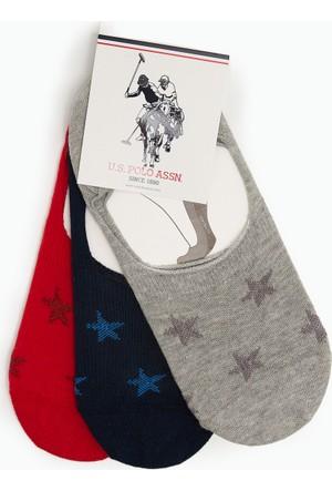 U.S. Polo Assn. Star Çorap