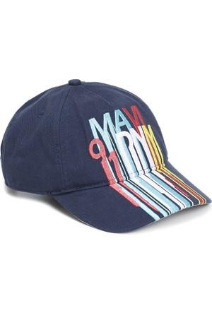 Mavi Erkek Lacivert Şapka