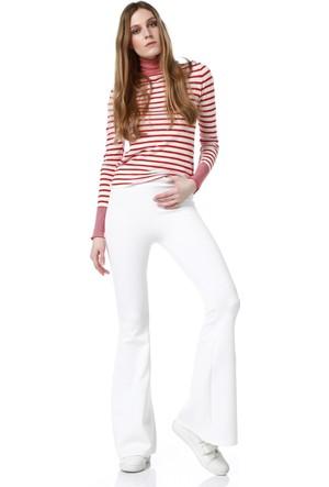 Fashiontayt İspanyol Paça Pantolon