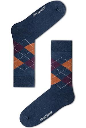 John Frank 17W Uzun Çorap